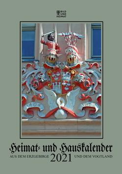 Heimat- und Hauskalender aus dem Erzgebirge von Eichler,  Andreas, Georgi,  Christoph, Walther,  Klaus