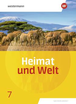 Heimat und Welt / Heimat und Welt – Ausgabe 2019 Sachsen-Anhalt