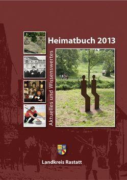 Heimatbuch 2013 von Bäuerle,  Jürgen, Walter,  Martin
