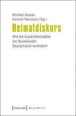 Heimatdiskurs von Daxner,  Michael, Neumann,  Hannah