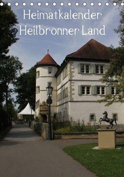 Heimatkalender Heilbronner Land (Tischkalender 2018 DIN A5 hoch) von HM-Fotodesign