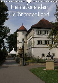 Heimatkalender Heilbronner Land (Wandkalender 2019 DIN A4 hoch) von HM-Fotodesign