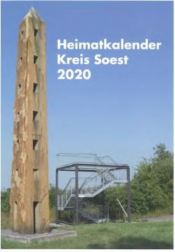 Heimatkalender Kreis Soest von Dr. Kracht,  Peter