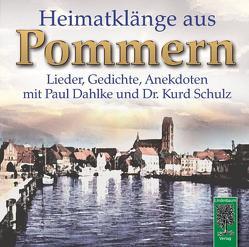 Heimatklänge aus Pommern von Dahlke,  Paul
