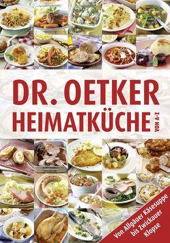 Heimatküche von A-Z von Dr. Oetker