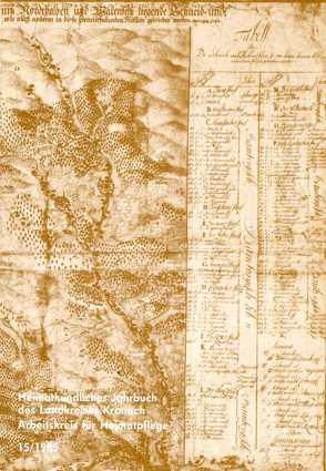 Heimatkundliches Jahrbuch des Landkreises Kronach / Heimatkundliches Jahrbuch des Landkreises Kronach von Treuner,  Ulrich, Weber,  Martin