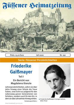 Heimatzeitung Nr. 193 von Heimatzeitungsverlag