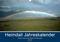 Heimdall Jahreskalender 2019 (Wandkalender 2019 DIN A3 quer) von Gielisch,  Uwe