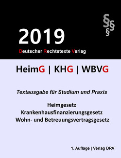 HeimG KHG WBVG von DRV,  Redaktion