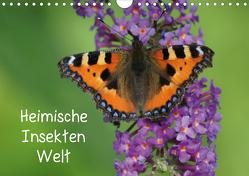 Heimische Insekten Welten (Wandkalender 2020 DIN A4 quer) von kattobello