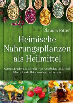 Heimische Nahrungspflanzen als Heilmittel von Ritter,  Claudia