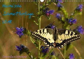 Heimische Schmetterlinge (Wandkalender 2018 DIN A3 quer) von Kalanke,  Jens