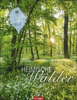 Heimische Wälder Kalender 2022 von Weingarten