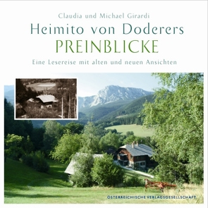 Heimito von Doderers Preinblicke von Girardi,  Claudia, Girardi,  Michael