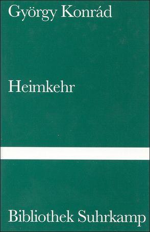 Heimkehr von Konrád,  György, Paetzke,  Hans-Henning