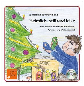 Heimlich, still und leise von Borchert-Seng,  Jacqueline, Weiss,  Barbara