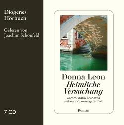 Heimliche Versuchung von Leon,  Donna, Schmitz,  Werner, Schönfeld,  Joachim