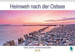Heimweh nach der Ostsee (Wandkalender 2018 DIN A3 quer) von CALVENDO,  k.A.