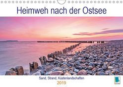 Heimweh nach der Ostsee (Wandkalender 2019 DIN A4 quer)