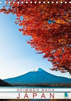 Heimweh nach Japan (Tischkalender 2019 DIN A5 hoch) von CALVENDO