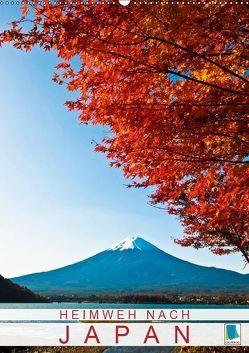 Heimweh nach Japan (Wandkalender 2019 DIN A2 hoch) von CALVENDO