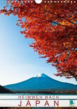 Heimweh nach Japan (Wandkalender 2019 DIN A4 hoch) von CALVENDO