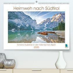 Heimweh nach Südtirol: Trentino, Dolomiten und Sassolungo (Premium, hochwertiger DIN A2 Wandkalender 2020, Kunstdruck in Hochglanz) von CALVENDO