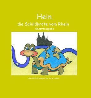 Hein, die Schildkröte vom Rhein von Hansen,  Antje