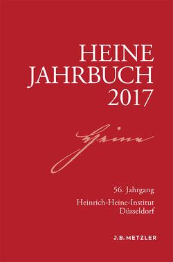 Heine-Jahrbuch 2017 von Brenner-Wilczek,  Sabine