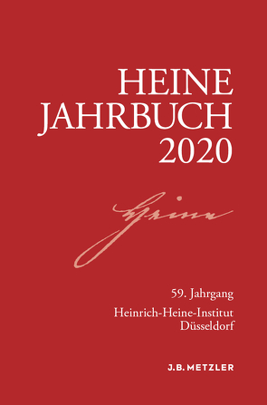 Heine-Jahrbuch 2020 von Brenner-Wilczek,  Sabine