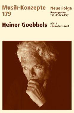 Heiner Goebbels von Tadday,  Ulrich