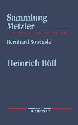 Heinrich Böll von Sowinski,  Bernhard