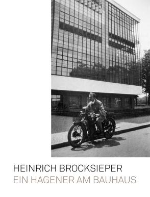 Heinrich Brocksieper von Emil Schumacher Museum, Lotz,  Rouven, Schumacher,  Ulrich