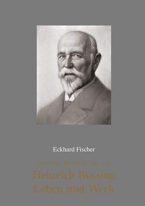Heinrich Büssing – Leben und Werk von Fischer,  Eckhard, Stadt Wolfsburg,  Institut für Zeitgeschichte und Stadtpräsentation
