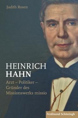 Heinrich Hahn von Rosen,  Judith