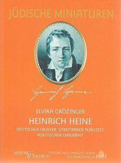 Heinrich Heine von Grözinger,  Elvira