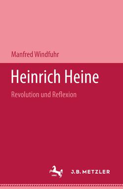 Heinrich Heine von Windfuhr,  Manfred