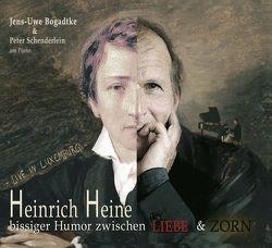 Heinrich Heine – Bissiger Humor zwischen Liebe und Zorn von Schenderlein,  Peter, TARI TARO MUSIC