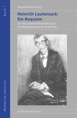 Heinrich Lautensack: Ein Requiem von Martin,  Ariane