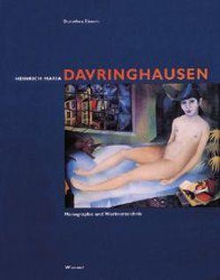 Heinrich Maria Davringhausen. 1894-1970 von Eimert,  Dorothea