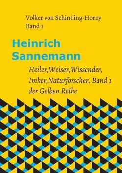 Heinrich Sannemann von von Schintling-Horny,  Volker