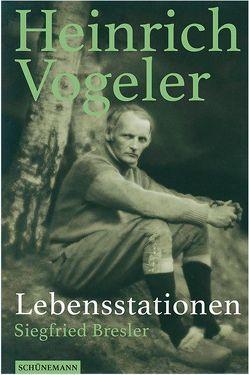 Heinrich Vogeler von Bresler,  Siegfried