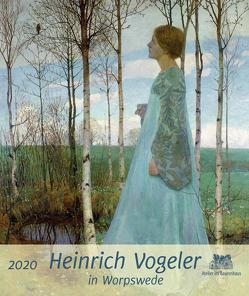 Heinrich Vogeler in Worpswede 2020