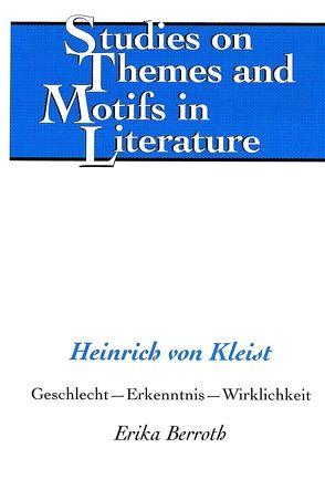 Heinrich von Kleist von Berroth,  Erika