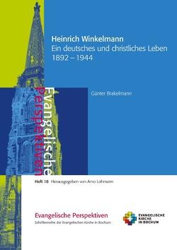 Heinrich Winkelmann von Brakelmann,  Günter, Lohmann,  Arno