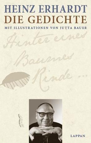 Heinz Erhardt – Die Gedichte von Erhardt,  Heinz, Jutta Bauer
