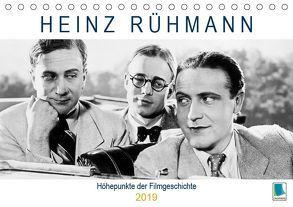 Heinz Rühmann: Höhepunkte der Filmgeschichte (Tischkalender 2019 DIN A5 quer) von CALVENDO