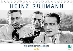 Heinz Rühmann: Höhepunkte der Filmgeschichte (Tischkalender 2020 DIN A5 quer) von CALVENDO