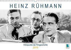 Heinz Rühmann: Höhepunkte der Filmgeschichte (Wandkalender 2019 DIN A3 quer) von CALVENDO
