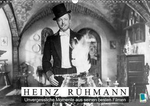 Heinz Rühmann: Unvergessliche Momente aus seinen besten Filmen (Wandkalender 2019 DIN A3 quer) von CALVENDO